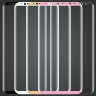 محافظ LCD شیشه ای J.C.COMM Full Glass Screen Protector.Guard Samsung Galaxy S8 Plus