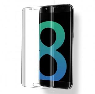 محافظ LCD پلاستیکی J.C.COMM Screen Protector.Guard Samsung Galaxy S6 Edge