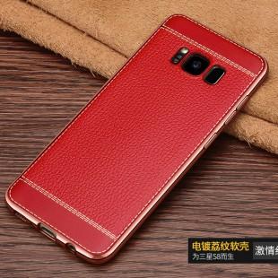 قاب ژله ای Dot Leather Case Samsung Galaxy Note 8