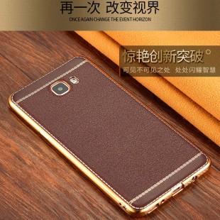 قاب ژله ای Dot Leather Case Samsung Galaxy A3 2017