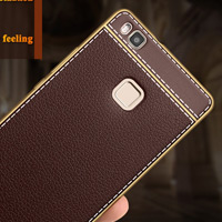قاب ژله ای Dot Leather Case Huawei P8