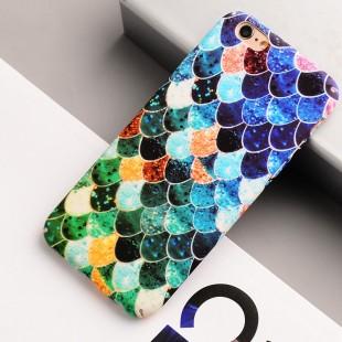 قاب طلقی Flower pattern Case Apple iPhone 7 Plus