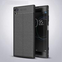 قاب ژله ای طرح چرم Auto Focus Case Sony Xperia XA 1 Plus