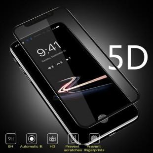 محافظ صفحه نمایش 5D فول چسب آیفون Kenzo 5D Screen Protector Apple iPhone 7 Plus