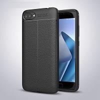 قاب ژله ای طرح چرم Auto Focus Case Asus Zenfone 4 Max 520