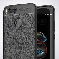 قاب ژله ای طرح چرم Auto Focus Case Xiaomi Mi6
