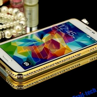 بامپر فلزی Shengo Bumper for Samsung Galaxy S6 Edge