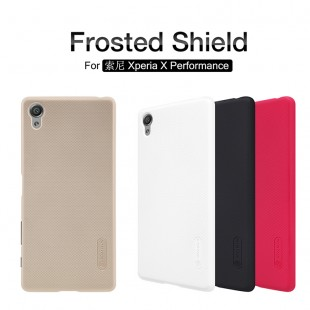 قاب محکم Nillkin frosted shield Case for Sony Xperia XA