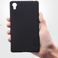 قاب محکم Nillkin frosted shield Case for Sony Xperia XA