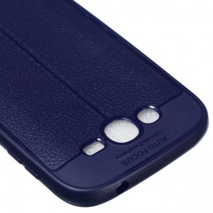 قاب ژله ای طرح چرم Auto Focus Case Samsung Galaxy S3