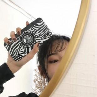 قاب ژله ای پلنگی Leopard White TPU Case iPhone 7 Plus