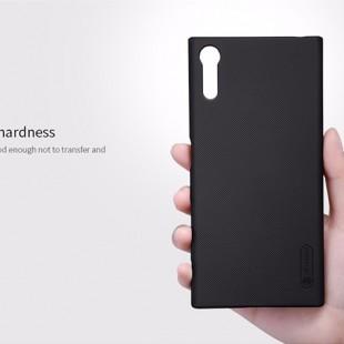 قاب محکم Nillkin Frosted shield Case for Sony Xperia XZ