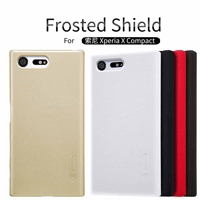 قاب محکم Nillkin Frosted shield Case for Sony Xperia X Compact