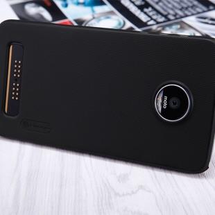 قاب محکم Nillkin Frosted shield Case for Motorola Moto Z Play