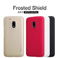 قاب محکم Nillkin Frosted shield Case Motorola Moto G4 Play