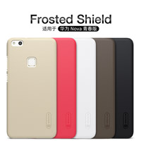 قاب محکم Nillkin Frosted shield Case Huawei P10 Lite