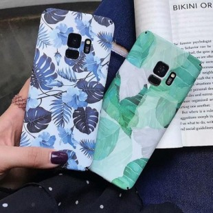 قاب طرح دار 360 درجه Flower Case Samsung Galaxy S8