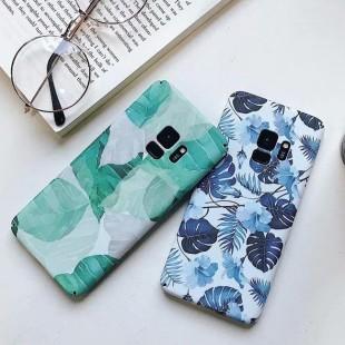 قاب طرح دار 360 درجه Flower Case Samsung Galaxy S9