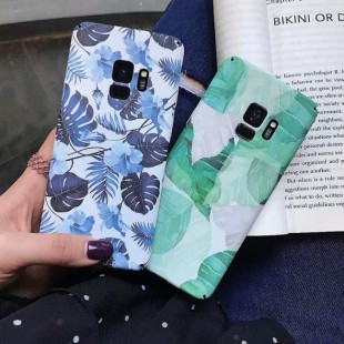 قاب طرح دار 360 درجه Flower Case Samsung Galaxy Note 8
