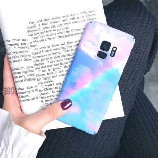 قاب طرح رنگین کمان Rainbow Case Samsung Galaxy S8
