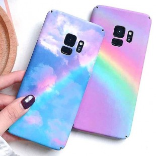 قاب طرح رنگین کمان Rainbow Case Samsung Galaxy S8 Plus