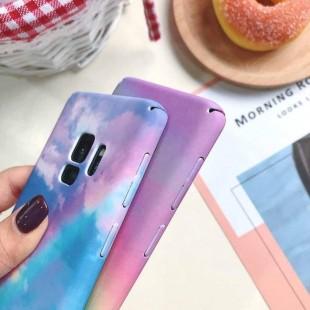 قاب طرح رنگین کمان Rainbow Case Samsung Galaxy S8 Plus
