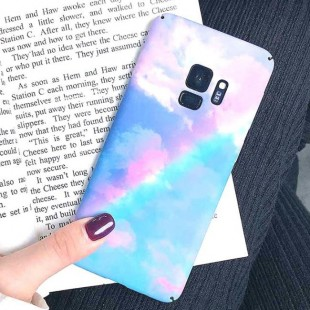 قاب طرح رنگین کمان Rainbow Case Samsung Galaxy S9 Plus