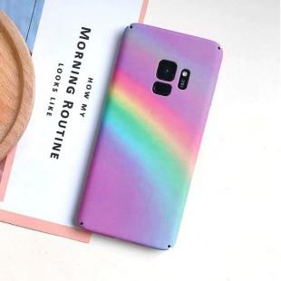 قاب طرح رنگین کمان Rainbow Case Samsung Galaxy Note 8