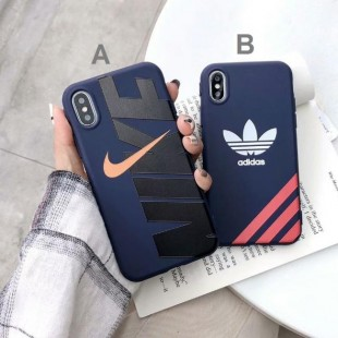 قاب طرح آدیداس و نایک ADIDAS Nike Sport Case iPhone Xs Max