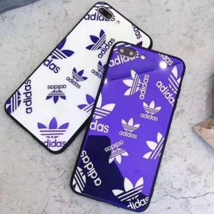 قاب پشت گلس آدیداس Adidas Back Glass Case iPhone Xs Max