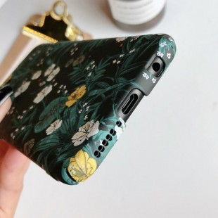 قاب طرح گل 360 درجه Stripe Judy Case Apple iphone 7