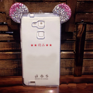 قاب ژله ای Diamond Mickey Case for Huawei GR5