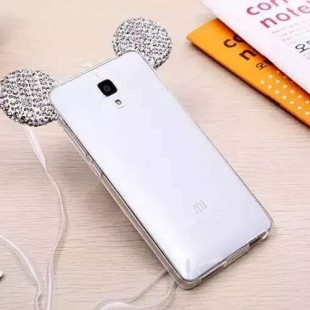 قاب ژله ای Diamond Mickey Case for LG X Screen