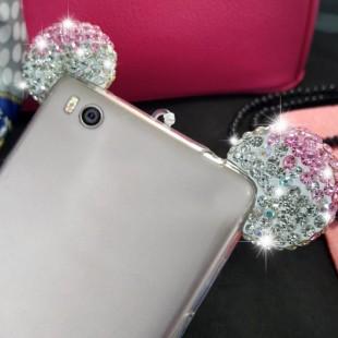 قاب ژله ای Diamond Mickey Luxury 3d Case for Xiaomi Mi4c