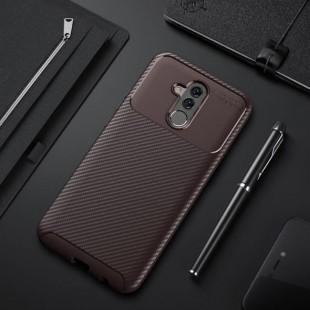 قاب ژله ای طرح کربن Autofocus Carbon Huawei Mate 20 Lite