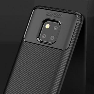 قاب ژله ای طرح کربن Autofocus Carbon Huawei Mate 20 Pro