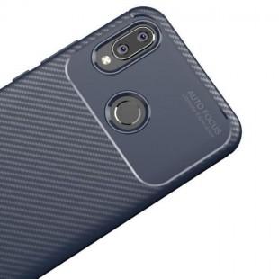 قاب ژله ای طرح کربن Autofocus Carbon Case Huawei Honor Nova 3i
