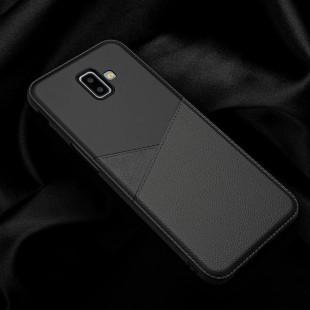 قاب ژله ای طرح چرم Samsung Galaxy J4 Core