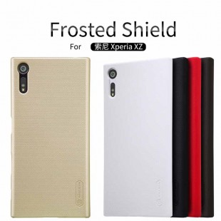 قاب محکم Nillkin Frosted shield Case Sony Xperia XZs