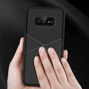 قاب ژله ای طرح چرم Samsung Galaxy A750
