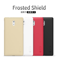 قاب محکم Nillkin Frosted shield Case Nokia 3