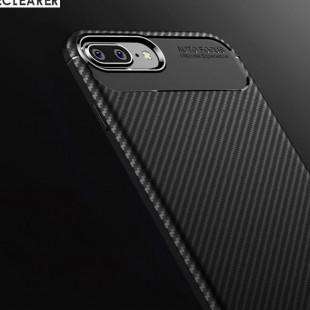 قاب ژله ای طرح کربن آیفون Autofocus Carbon Case Apple iPhone 7 Plus