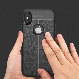 قاب ژله ای Auto Focus Case Apple iPhone X