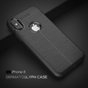 قاب ژله ای Auto Focus Case Apple iPhone X
