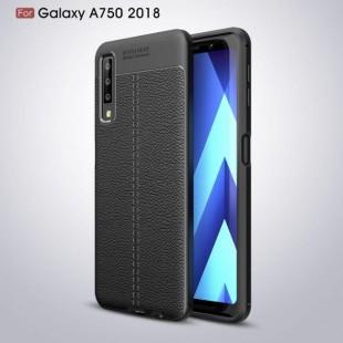 قاب ژله ای Auto Focus Case Samsung Galaxy A7 2018/A750