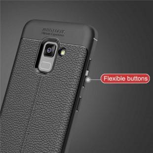 قاب ژله ای Auto Focus Case Samsung Galaxy A8 2018