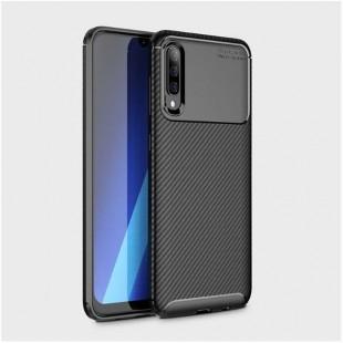 قاب ژله ای طرح کربن سامسونگ Autofocus Carbon Case Galaxy A70