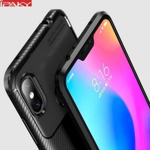 قاب ژله ای طرح کربن شیائومی Autofocus Carbon Case Xiaomi Mi Note 6 Pro