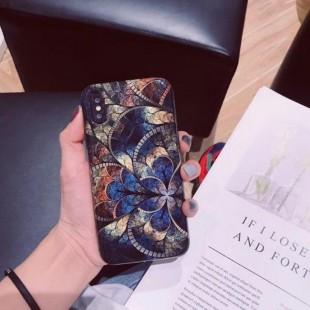 قاب ژله ای طرح اسلیمی Patterned TPU Case iPhone 6 Plus