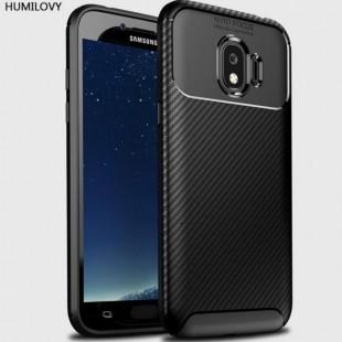 قاب ژله ای طرح کربن سامسونگ Autofocus Carbon Case Samsung Galaxy Grand Prime Pro